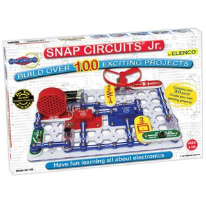 Snap circuits Jr build over 100 exciting projects $12 for Sale in Sugar Land, TX
