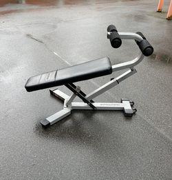 Super Heavy Duty Weight Bench w/ Rack for Sale in Everett,  WA