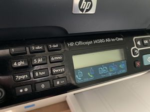 HP Officejet J4580 All-in-One Printer for Sale in Capitol Heights, MD