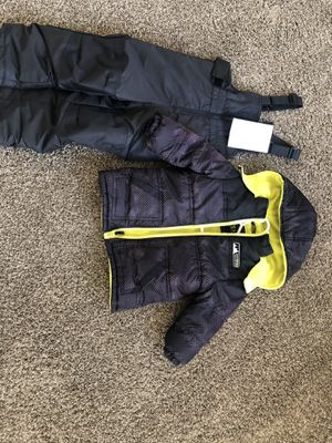 Thick winter Jacket & snow suit for Sale in Fountain, CO