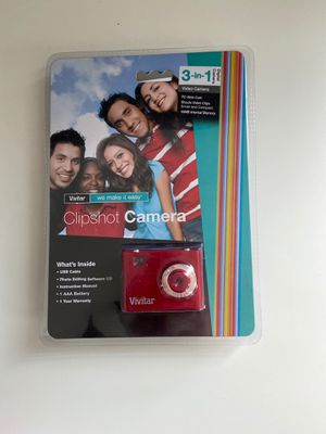 Clipshot Camera 3 in 1 for Sale in Saint Charles, MO