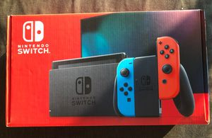 Brand new nintendo switch video game system for Sale in Eudora, AR