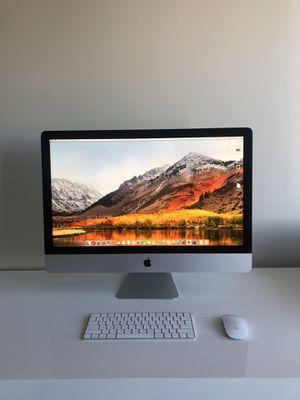 iMac, 27 inch, Retina 5K🖥 for Sale in Seattle, WA