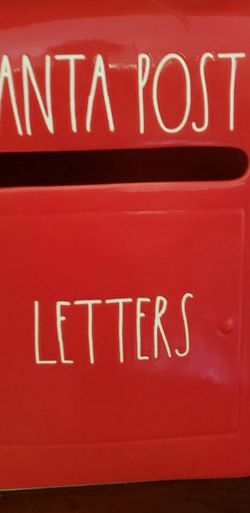 Rae Dunn Santas Post Letters for Sale in North Port,  FL