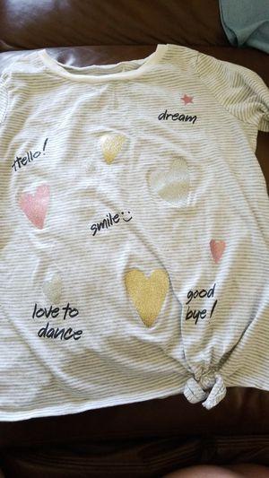 Carters kids, girls, size 8, long sleeve for Sale in Kennewick, WA
