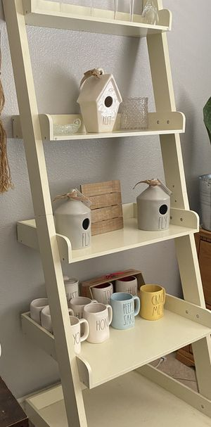 Ladder shelf for Sale in Menifee, CA