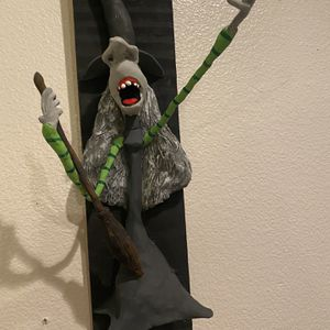 The Nightmare Before Christmas -Tall Witch for Sale in Temecula, CA