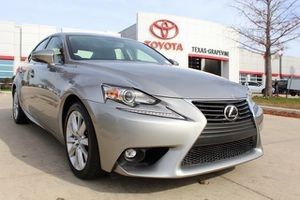2016 Lexus IS 200t for Sale in Grapevine, TX