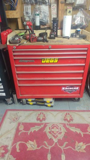 Snap on tool box for Sale in Zephyrhills, FL