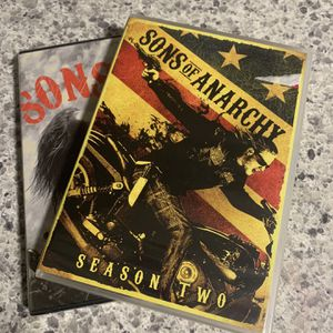 Sons Of Anarchy Season 2&3 DVDs for Sale in Indialantic, FL