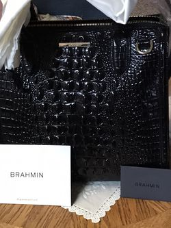Brahmin Hand Bag &Key chain for Sale in Waco,  TX
