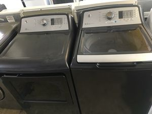 Washer and dryer ge works great for Sale in Lockhart, FL