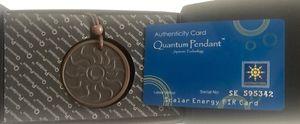 Quantum Scalar Energy Pendant for Sale in Lemon Grove, CA