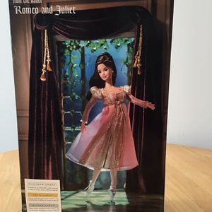Juliet Barbie Doll Collectible for Sale in Jessup, MD