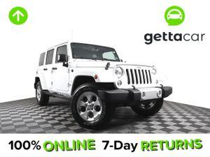 2014 Jeep Wrangler Unlimited for Sale in Philadelphia, PA