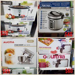 Small Kitchen Appliances for Sale in Paterson, NJ