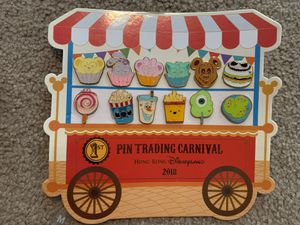 Disney Trading Carnival Pins for Sale in Anaheim, CA