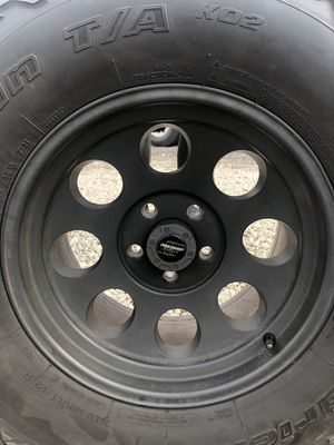 17 Inch Pro Comp Rims for Sale in Kissimmee, FL