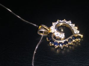 Nice necklace(925 silver) for Sale in Turlock, CA