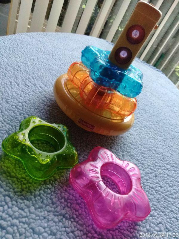 Kids Toy *Lights Up & Makes Sounds*