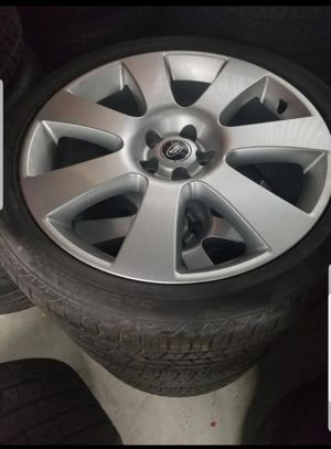 19 x5 x6 BMW rims and tires for Sale in The Bronx, NY