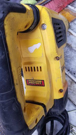 Used dewalt jack hammer for Sale in Phoenix, AZ