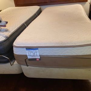 Adjustable Twin Beds - Electric Head And Foot Adjustments for Sale in Scottsdale, AZ