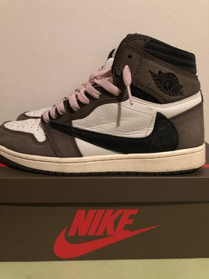 Jordan 1 Retro High Travis Scott for Sale in Ontario, CA