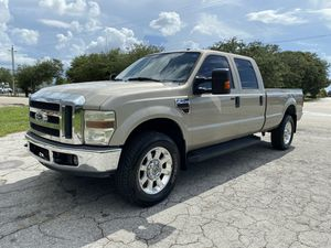 2008 Ford F350 Lariat Super Duty 4X4 for Sale in Fort Myers, FL