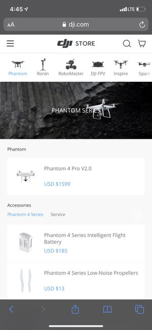 Phantom 4 Drone for Sale in Duluth, GA