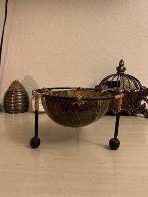 Coconut bowl dish for Sale in Richmond, CA