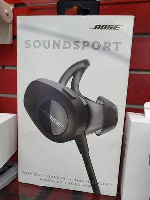 Bose SoundSport Wireless Headset for Sale in Houston, TX