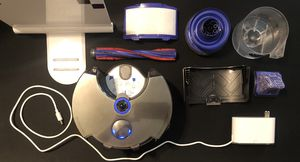 Dyson 360 eye robot vacuum roomba like new condition for Sale in Bakersfield, CA