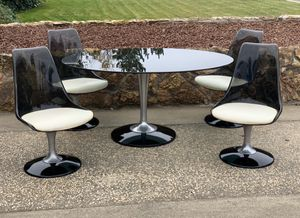 1970 Chromcraft smoked lucite dining set for Sale in Elk Grove, CA