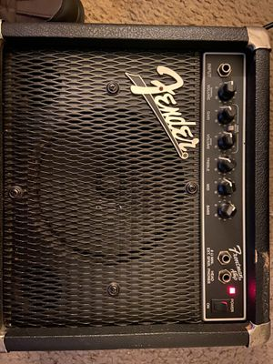 Amplifier and ITD guitar set for Sale in Pittsburgh, PA