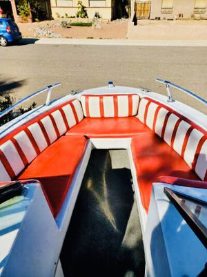 Extraordinary Deal on 18' Boat with trailer! $2495 for Sale in Glendale, AZ