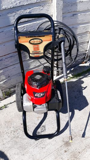 Honda 3000 psi preasure washer( to fix or parts) for Sale in Chicago, IL