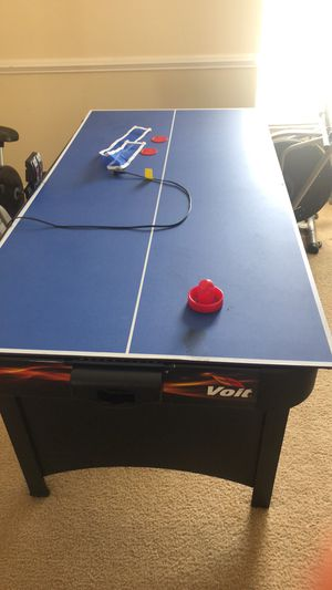 Air hockey and ping pong table for Sale in Kissimmee, FL