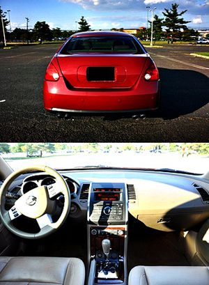2OO7 Nissan Maxima V6 3.5L 4Doors NiceColor$1OOO for Sale in Euless, TX