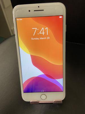 iPhone 8 Plus att/cricket for Sale in Fresno, CA