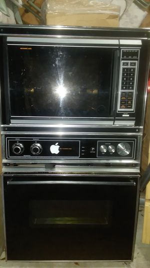 Admiral/ Tappan Stacked Microwave and Oven for Sale in Avon Park, FL