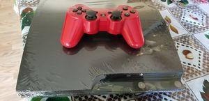 PS3 + Jailbroken for Sale in Sacramento, CA