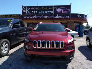2015 Jeep Cherokee Latitude for Sale in Hudson, FL
