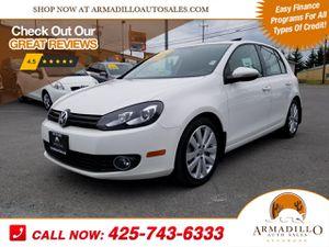 2012 Volkswagen Golf for Sale in Lynnwood, WA
