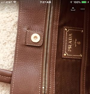 Authentic Prada tote bag for Sale in Irvine, CA