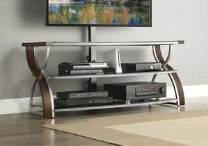 """Whalen Furniture 3-in-1 Console for TVs Up to 65"""" -Cherry...NEW OPEN BOX RETAILS FOR 269.95.P TAX PRICE IS FIRM..needs to be assem for Sale in West Chicago, IL"""