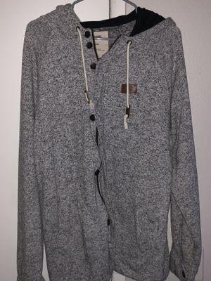 Vans jacket /sweater size large for Sale in Riverside, CA