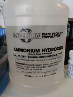Ammonium hydroxide for Sale in Chicago, IL