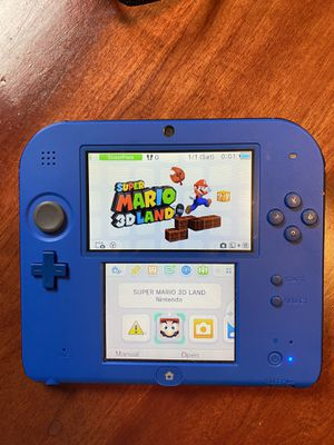 Used Nintendo 2DS with Mario Games for Sale in Olympia, WA