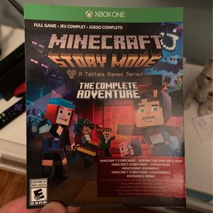 Micecraft Story Mode for Sale in Stamford, CT